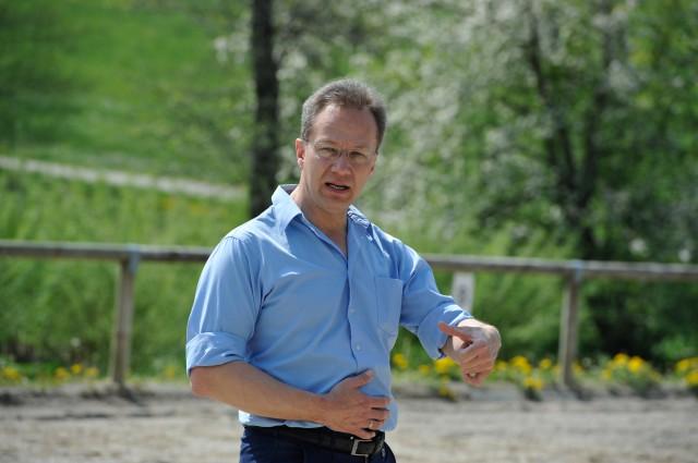 Dressurausbilder Dr. Thomas Ritter
