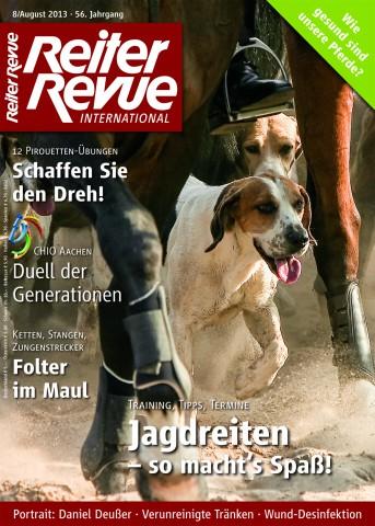 Reiter-Revue August 2013