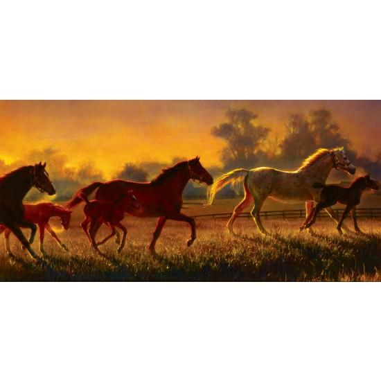Pferdepuzzle